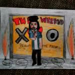 Wen hat The Weeknd in seiner Kindheit gehört?