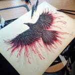 ((bold))Raven((ebold))(CogitatioClan, nicht selbst gezeichnet XD)