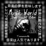 MUSIK WORLD: Musik World ist so ähnlich wie die Welt der Clan Katzen. Es gibt 4 Clans, den Gewitterclan, Meerclan, Kampfclan und den Nachtclan. DIE G