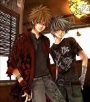 Das ist Hijoto mit seinem Bruder Hijoto ist in Skylare verliebt! ❤❤❤❤❤❤ Luna spielt ihn!:))