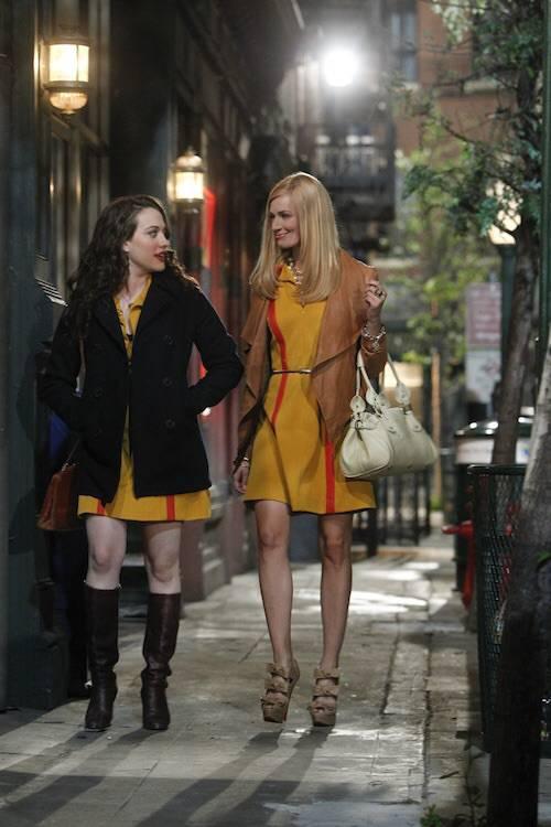 2 Broke Girls Staffel 1 5