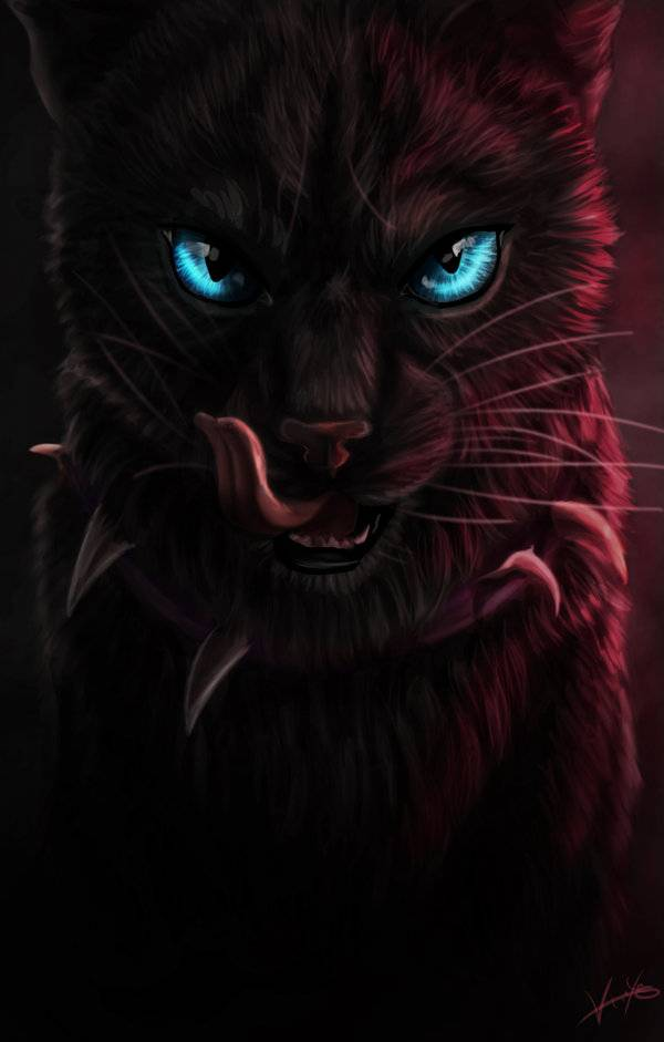 Tigerkralle Warrior Cats