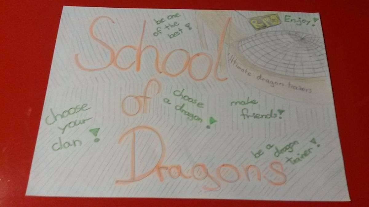 Schule der Drachen (Drachenzähmen leicht gemacht)