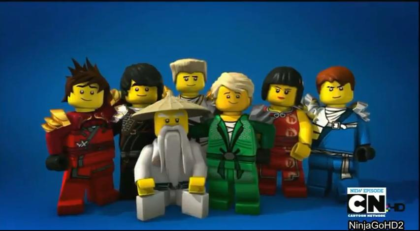 Ninjago lovestory - Lego ninjago saison 2 ...