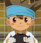 Name: Akane Takimoto Alter:14 Aussehen: Braune Schulterlange Haare, Blaue Augen, Blaue Jacke darunter ein Tükises T-Shirt, graue Hose, Feuerrote Turn