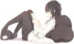 Okay. Liest du gerne Bücher?