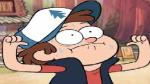 Was war auf Dippers Mütze bevor er die Tannenbaum Mütze wählte?