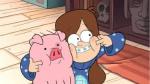 Wie heißt Mabels Schwein?