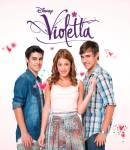 Wen hat Violetta in der 1.Staffel als erstes einen Kuss gegeben?