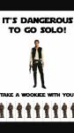 Zum Anfang erst mal was sehr, sehr Leichtes: Welcher Schauspieler spielt Han Solo?