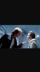 Han Solo verliebt sich während einer waghalsigen Episode in Prinzessin Leia. Wo küssen sich die Beiden zum ersten Mal und wie kam es dazu?