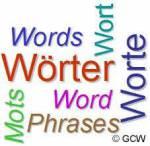 Vorletzte Frage: Wähle ein Wort!