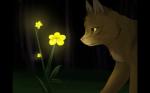Wovon hatte Feuersterns Mutter Nutmeg eine Vision noch bevor dieser geboren war?