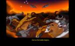 Die drei (Taubenflug, Löwenglut und Häherfeder) haben es nicht geschafft die Clans alleine zu retten