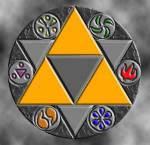 Macht der Elemente: Finsternis: Kann mit der Finsternis verschmelzen und Krieger aus der Finsternis erschaffen Wind: Kann den Wind kontrollieren und f