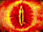"""Oben angekommen holst du noch einmal tief Luft. Saurons Auge streift suchend über die Ebene. """"Hier drüben du gestaltloser Leuchtturm!"""""""