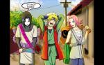 Jiraya ist Narutos Onkel?