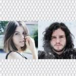 Johanna & Jon Snow
