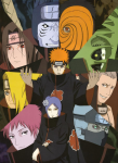 Von wem wurde die Organisation Akatsuki gegründet?