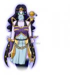 Name: Leiko Trick E-Name: Lightning Alter:15 Aussehen: Brustlange dunkelblaue Haare die glatt sind, Grüne Augen und trägt einen Ohrring an der recht