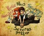 Potter, Weasley und Malfoy