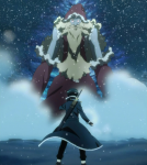 Zum Schluss tauchen wir noch einmal in die Anime-Welt ein! Du stehst deinem mächtigsten Gegner gegenüber...Der aber verdammt lustig aussieht! Was tu