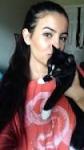 Wie heißt Lisas Katze?