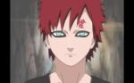Was bedeutet das japanische Zeichen, das Gaara auf seiner Stirn trägt?