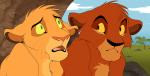 """Hallo, erstmals! Wie schon gesagt, ich bin Ashiki, der Sohn von Kovu und Kiara! Dies spielt etwas paar Jahre nach """"der König der Löwen 2-Simba&"""