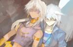 Ryo und Bakura-Licht und Dunkelheit (Yugioh) Teil 10