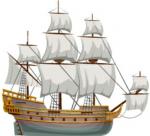 Das Bild vom Schiff: Name: Megathron