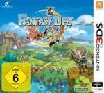 FANTASY LIFE Ein neueres Overhead-RPG. Es kam 2014 heraus und wurde evon Level5 entwickelt, läuft auf dem 3ds und hat einen sehr schönen Artstyle. D