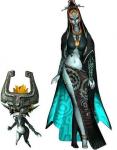 ((bold))ICH:((ebold)) Person: Midna Aus welchem Spiel kommt sie?: Zelda Twilight Princess Fähigkeiten: Sie ist die Prinzessin der Schatten und verfü