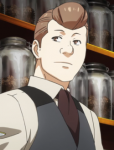 Welche Maske hat Enji Koma?