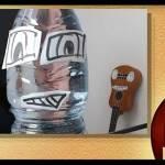 Wie heißt die Flasche von Conni?