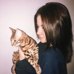 Was hatte Melina für ein Haustier?