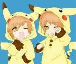 Die Zwillinge Hikaru und Kaoru sind weiblich.