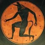Der Minotaurus ist das Kind von Königin Pasiphae und König Minos.