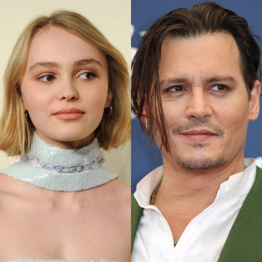 Johnny Depp Tochter