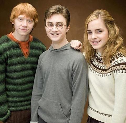 Harry Potter Krumbein
