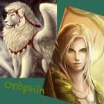 Oròphîn, ein Lichtmagier mit seinem treuen Freund Islåndôr. Leider ist das RPG, in dem er auftauchte tot. Aber....vielleicht wird er bald im Camp