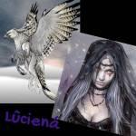 Lûciená. Finster, boshaft und mächtig. Eine Magierin der Schatten. Leider ebenfalls nicht mehr aktiv