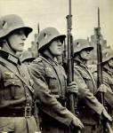 Wann wurde die Wehrmacht gegründet?