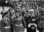 Wann wurde die Wehrmacht offiziell aufgelöst?