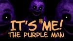 Purple Guy ist Phone Guy und in FnaF 4 unser Vater!