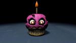 Chica hat Ihren Muffin Freddy weggenommen!