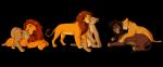 Okey, nun mal. Eine einfache und letzte Frage. Dieses Quizzes. Frage: Mit wem ist Simba zusammen?