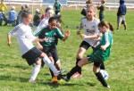 Die erste offizielle Mädchen-Meisterschaftsliga sind die E-Juniorinnen im Alter zwischen 9-11. Bei den E-Junioren Jungs sind alleine im Fussballverba