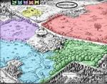 Das Territorium Ich habe das Territorium im alten Wald gewählt, da es meiner Meinung nach besser zum Flussclan passt. ◾Der Fluss grenzt ihr Territo