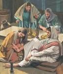 """Gehorchst du deinem Ehemann nach Kolosser 3:18? """"Ihr Frauen, ordnet euch euren Männern unter, wie es sich im Herrn geziemt."""""""